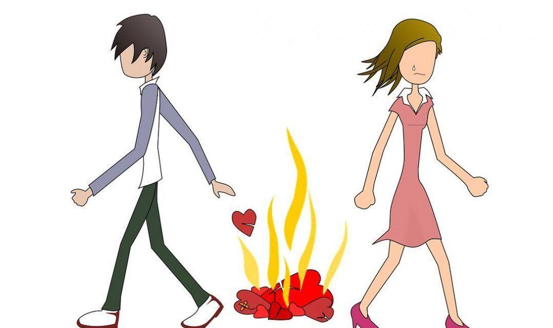 Miedo a dejar a la pareja y quedarse solo